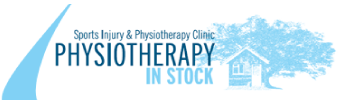 Physiotherapy in Stock logo